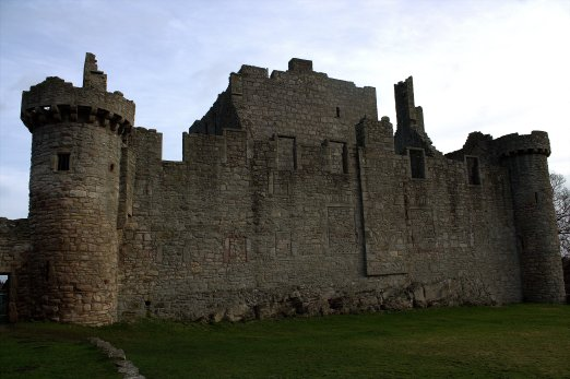 48. Craigmillar Castle, Edinburgh, Scotland