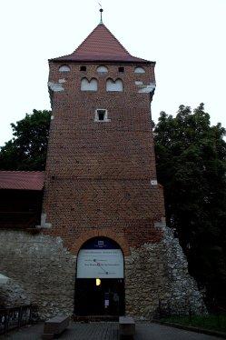 01. Barbican, Florian's Gate & City Walls, Krakow, Poland