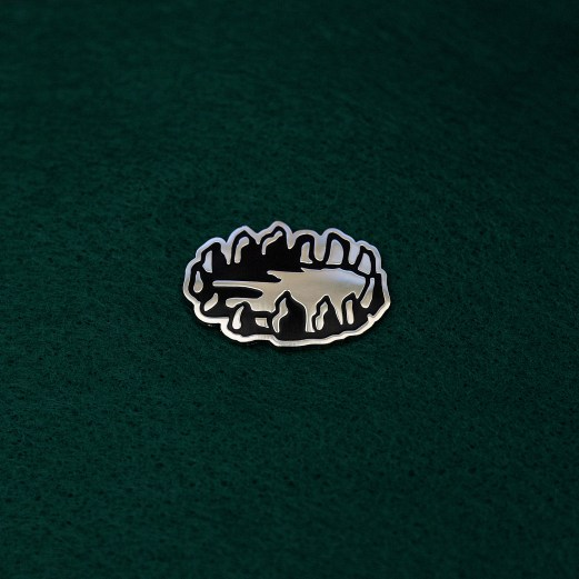 01. Stone Circle Pin