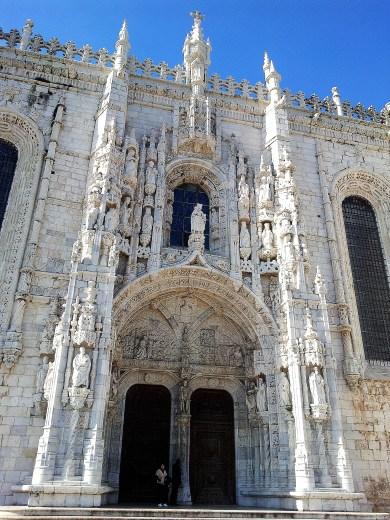 03. Jerónimos Monastery, Lisbon, Portugal