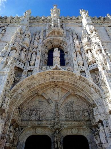 04. Jerónimos Monastery, Lisbon, Portugal