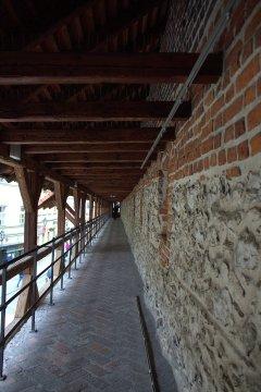 10. Barbican, Florian's Gate & City Walls, Krakow, Poland