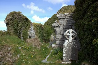 10. Drumcreehy Church, Clare, Ireland