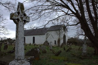 12. Rahan Monastic Site, Offaly, Ireland
