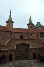 17. Barbican, Florian's Gate & City Walls, Krakow, Poland