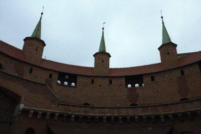 18. Barbican, Florian's Gate & City Walls, Krakow, Poland
