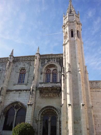 26. Jerónimos Monastery, Lisbon, Portugal