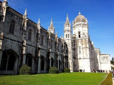 29. Jerónimos Monastery, Lisbon, Portugal