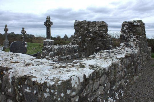 31. Rahan Monastic Site, Offaly, Ireland