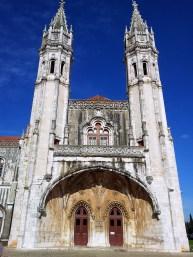 32. Jerónimos Monastery, Lisbon, Portugal