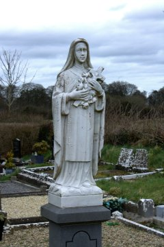 32. Rahan Monastic Site, Offaly, Ireland