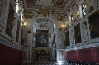 01. The Oratory of the Rosary of Saint Dominic, Palermo, Sicily, Italy