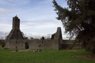 01. St Nicholas' Church, Co. Dublin