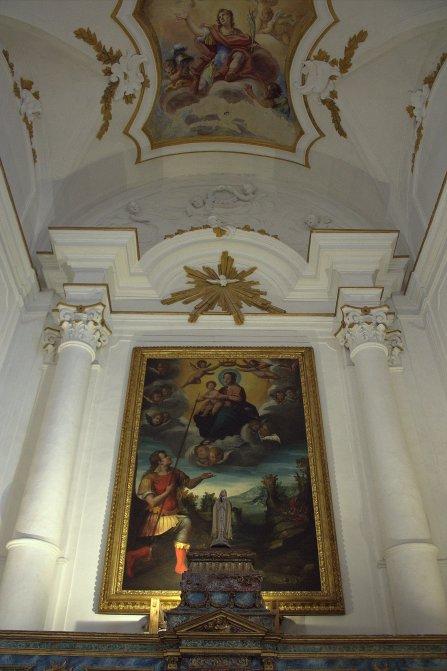 03. Oratory of San Mercurio, Palermo, Sicily, Italy