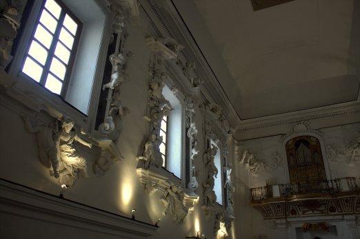 07. Oratory of San Mercurio, Palermo, Sicily, Italy
