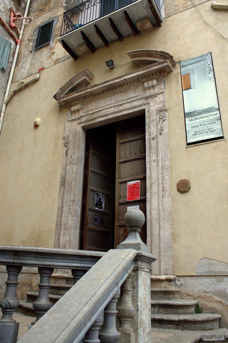 12. Oratory of San Mercurio, Palermo, Sicily, Italy
