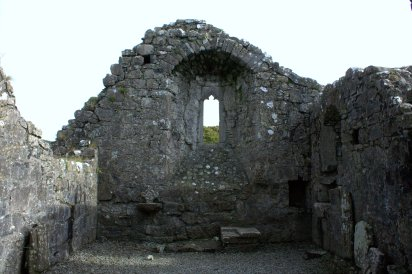 05. St Feichins Church, Westmeath, Ireland