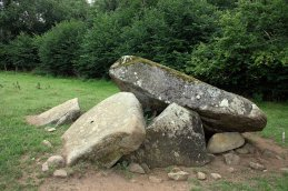 05. Kilgraney Portal Tomb, Carlow, Ireland