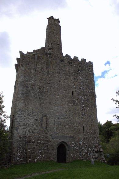 05. Dromore Castle, Clare, Ireland