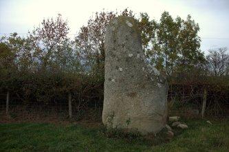 06. Barnmeen Standing Stone, Down, Ireland