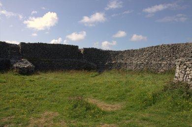 10. Dun Eochla, Inishmore, Galway, Ireland