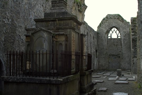 12. Athenry Priory, Galway, Ireland