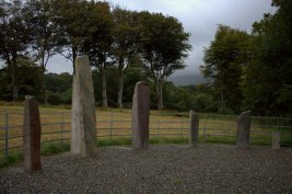 13. Dunloe Ogham Stones, Kerry, Ireland