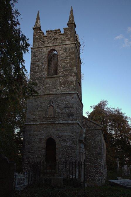 17. Castletown Kilpatrick Church, Meath, Ireland