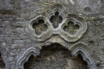 18. Athenry Priory, Galway, Ireland