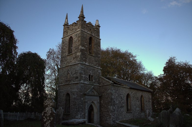 18. Castletown Kilpatrick Church, Meath, Ireland