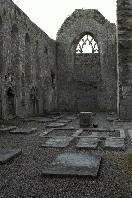 20. Athenry Priory, Galway, Ireland