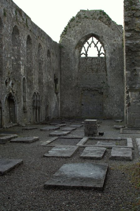 20. Athenry Priory, Galway, Ireland