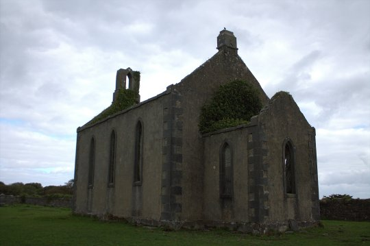 05. Church of St Thomas, Inishmore, Galway, Ireland