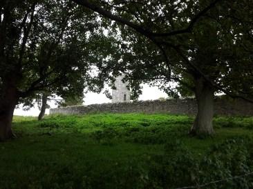 01. Oughterard Round Tower & Church