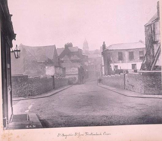 01. Saint Augustine St. from Mullinahack corner
