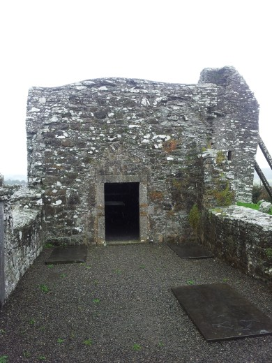 07. Oughterard Round Tower & Church