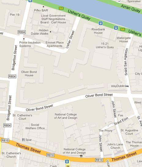 09. Google Maps Dublin City (1)