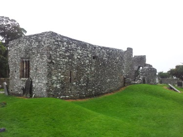 26. Oughterard Round Tower & Church