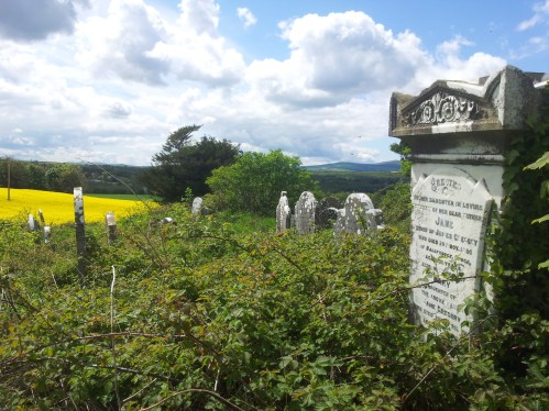 29. Old Kilbride Cemetery