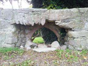 15. Bishop's Lane Burial Ground