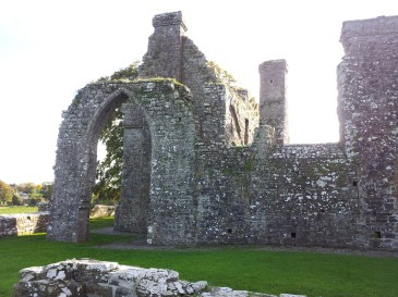 55. Bective Abbey, Co. Meath
