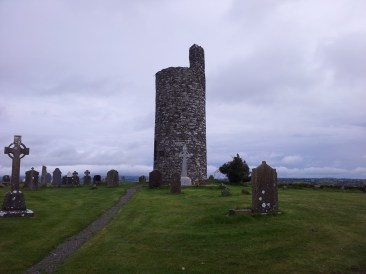 02. Old Kilcullen Round Tower & Graveyard, Co. Kildare