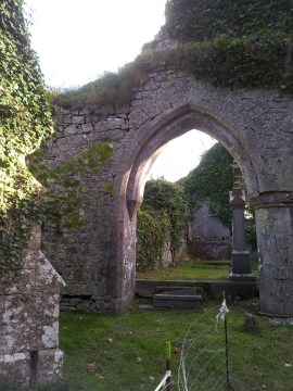04. Tulsk Abbey & Cemetery, Co. Roscommon