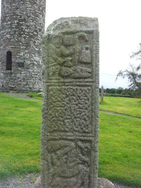 05. Old Kilcullen Round Tower & Graveyard, Co. Kildare