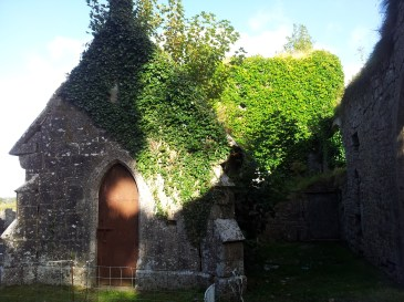 09. Tulsk Abbey & Cemetery, Co. Roscommon