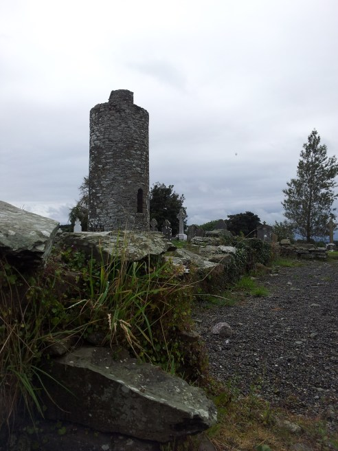 16. Old Kilcullen Round Tower & Graveyard, Co. Kildare
