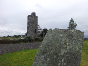 18. Old Kilcullen Round Tower & Graveyard, Co. Kildare