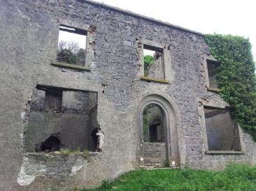 09. House beside Old Kilteale Church, Co. Laois.