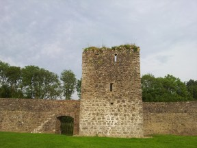 34. Kells Priory, Co. Kilkenny