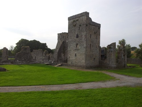 37. Kells Priory, Co. Kilkenny